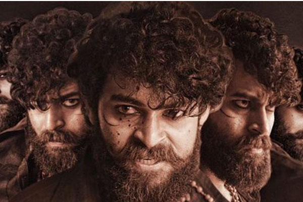 Valmiki Review – Varun Tej's mass avatar