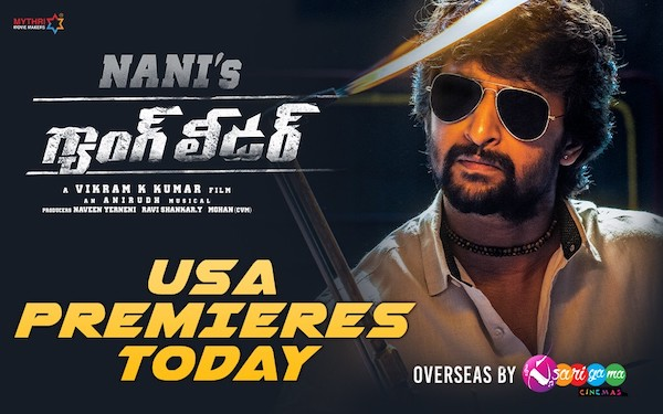 Premieres on Nani's Gang Leader from today!