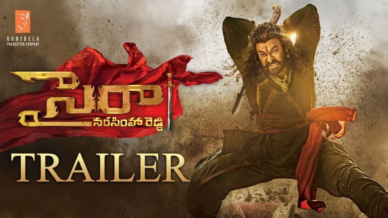 Syeraa Trailer: Megastar roars loud in this gripping periodic drama