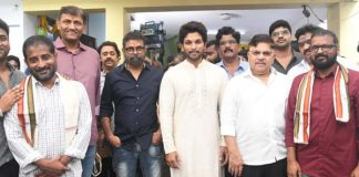 Allu Arjun Sukumar Movie