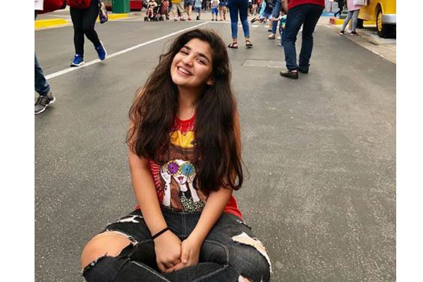 15-year-old Majili girl becomes a heroine