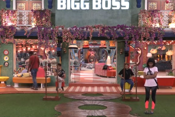 Bigg boss: 'Ticket to Finale' task started
