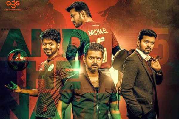 BIGIL Review –  Vijay's Engaging Entertainer with a message  !