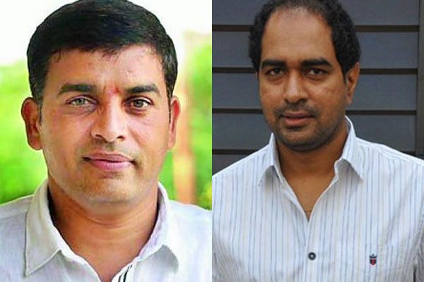 Dil Raju and Krish are set for a joint production