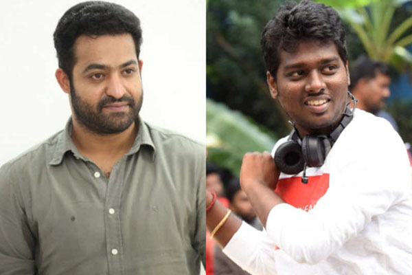 Atlee says he will direct NTR soon