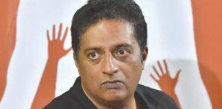 Prakash Raj stops throwing tantrums