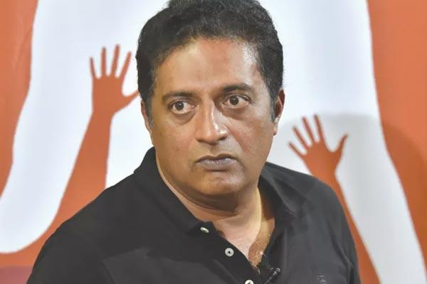 Finally, Prakash Raj stops throwing tantrums