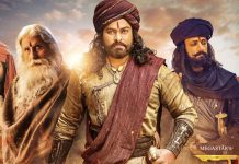 Syeraa Narasimha Reddy Worldwide Pre-Release Business