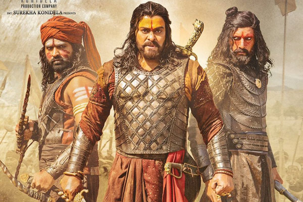 Syeraa Narasimha Reddy holds good on Second Friday – 10 days AP/TS Collections