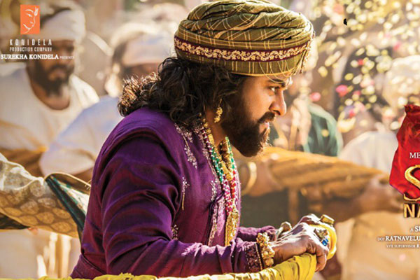 Syeraa Narasimha Reddy Day1 AP/TS Collections – All Time Top2