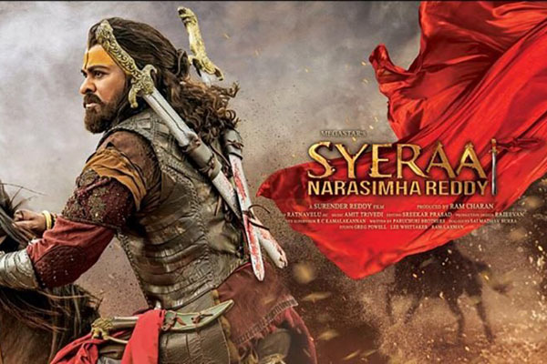 Syeraa Narasimha Reddy First Week AP/TS Collections – All Time Top 2