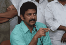 Vamsi 'playing' politics under the guise of 'quitting' politics!