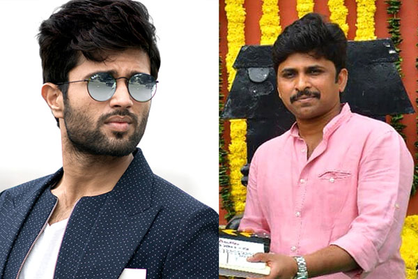 Vijay Devarakonda – Shiva Nirvana combination finalized