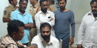 YCP MLA arrested for attack on woman officer