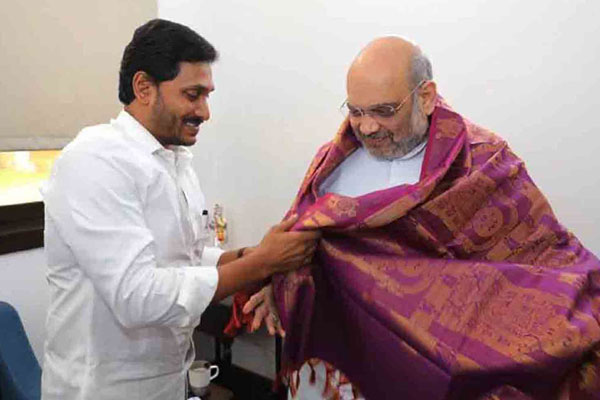 All eyes are on Jagan-Shah meet?