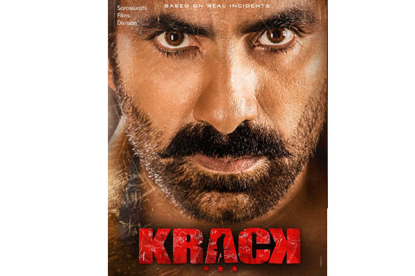 Ravi Teja's Krack to touch never discussed stuff