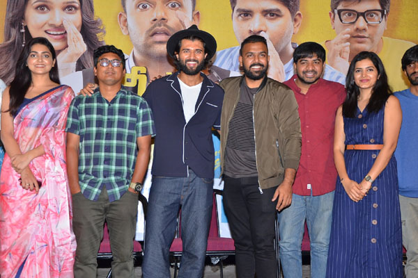 Meeku Maathrame Cheptha Success Meet