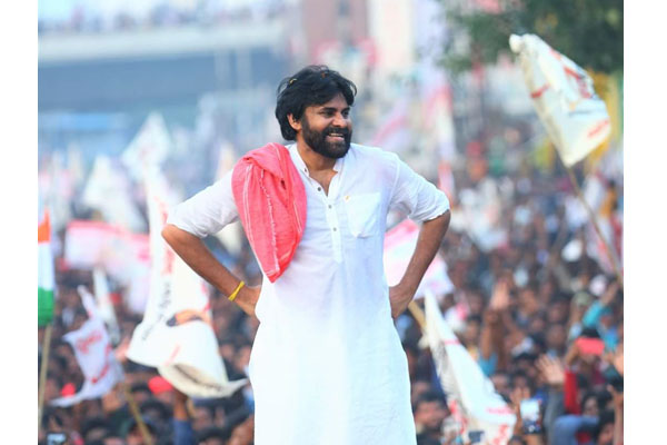 Pawan to tour Amaravathi tomorrow to support farmers agitation