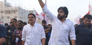 Unexpected huge crowds at Pawan 'Long March'