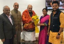 Shah-TDP MPs meet triggers political speculation