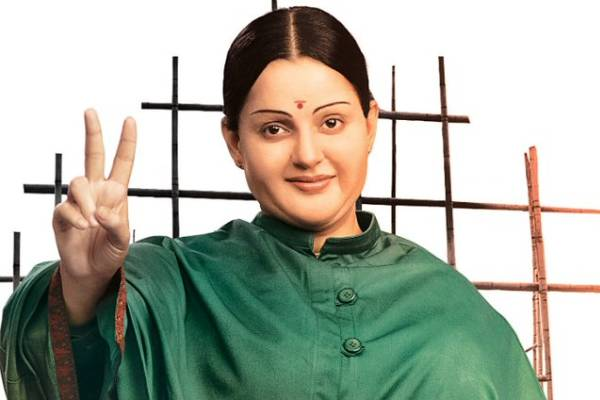 Kangana Ranaut's Thalaivi makers worried: Massive sets destroyed?