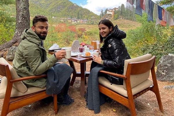 Virushka's trek diary: Enjoying Bhutanese cuppa after 'tiring' out