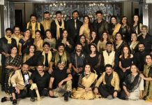 Why Balayya absent at the 1980s reunion party hosted by Chiranjeevi.