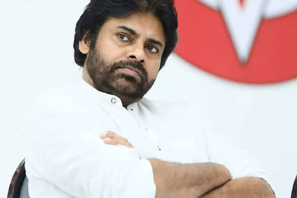 Case filed? Pawan revolt against Jagan Police Rajyam