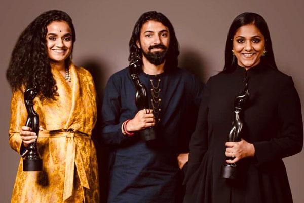 Mahanati Wins 4 Filmfare Awards