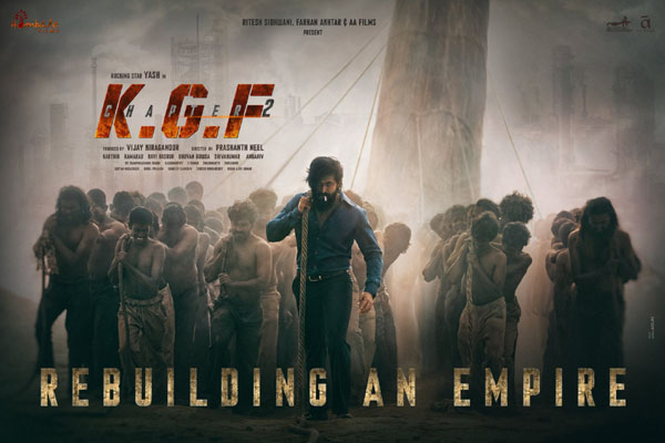 Prashanth Neel makes changes for KGF: Chapter 2