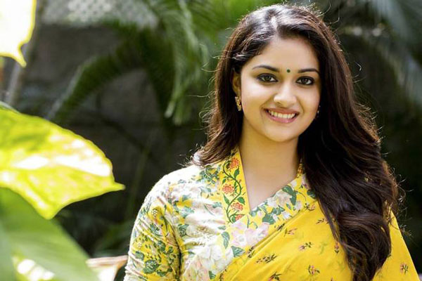 Keerthy Suresh opts out for pay cut