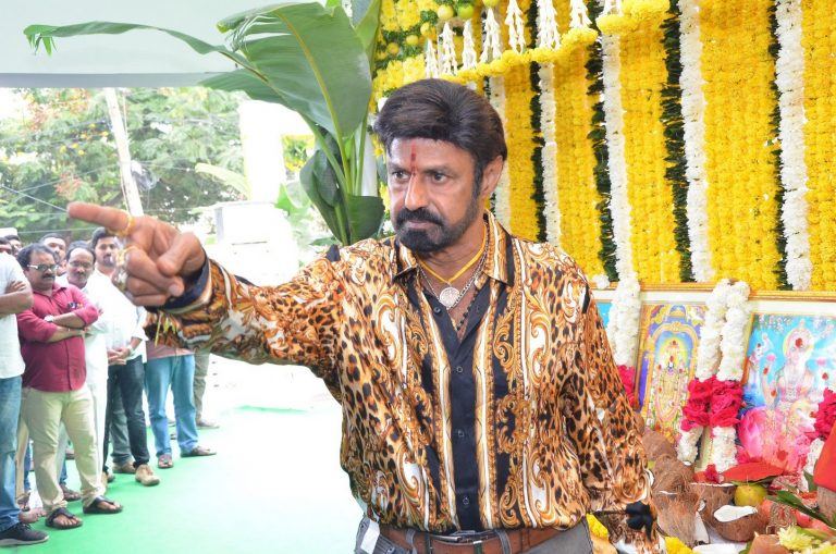 Boyapati locks two looks for Balakrishna