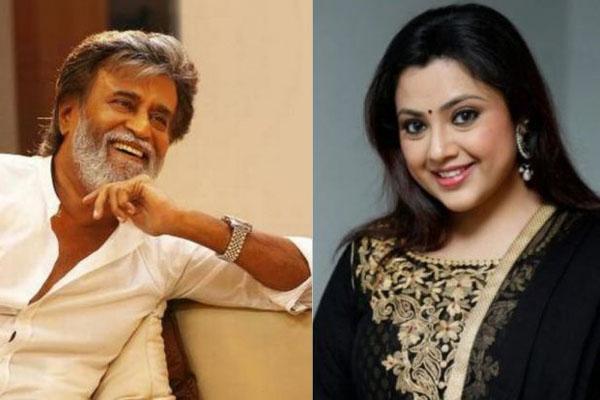 Rajinikanth and Meena reunite again!