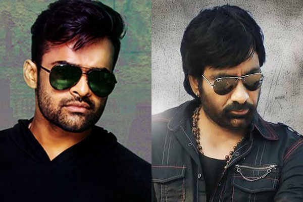 Ravi Teja and Sai Dharam Tej to team up for a multi-starrer
