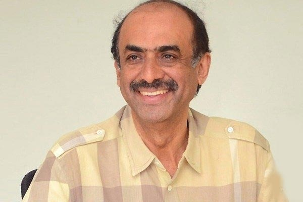 Producer Suresh Babu fell for a trick