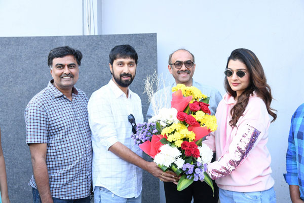 Venky Mama Success Celebrations