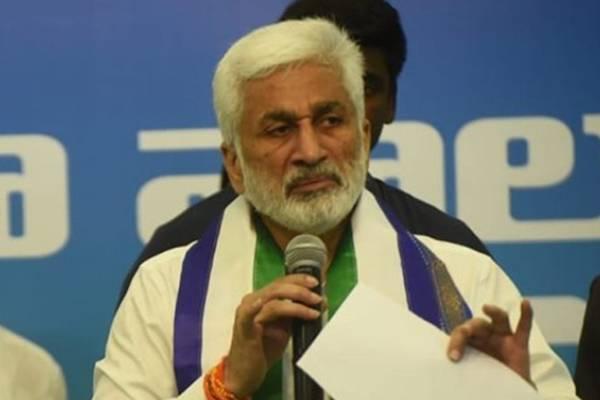 Vijaysai Reddy writes to Hardeep Singh