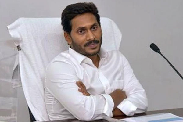 Contempt proceedings against Jagan govt over party colours on govt buildings?