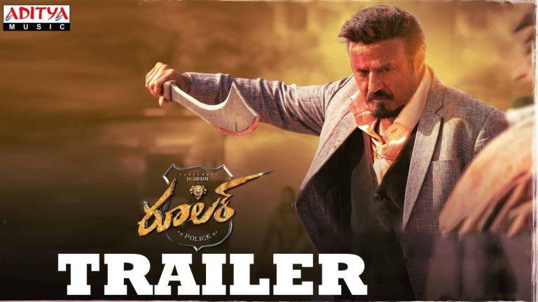 NBK's Ruler Trailer: Balayya Roars Loud