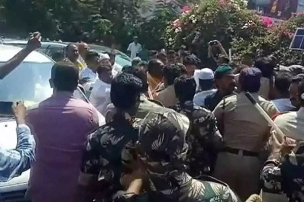 Balakrishna's Hindupur visit creates tensions