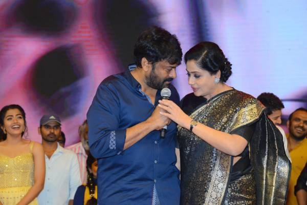 Chiru and Vijaya Shanthi episode : Social media trolls having a field day