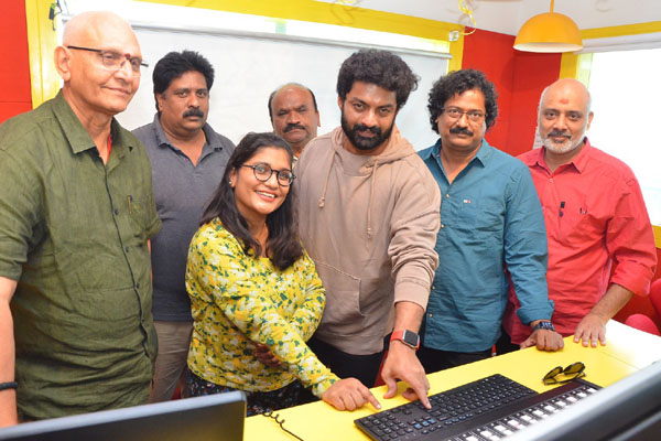 """O Chinna Navve Chaalu"" Song Launch at Radio Mirchi"