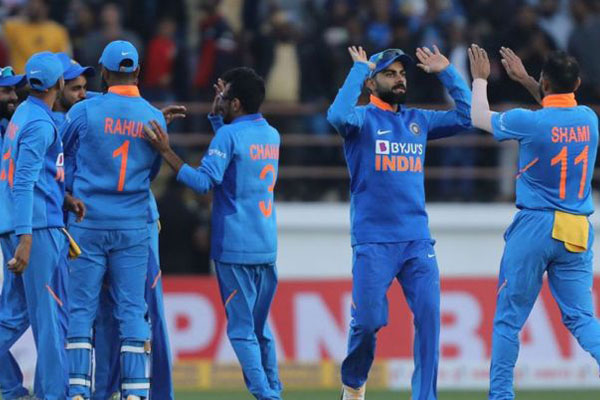 Rajkot ODI: India level series with 36-run win
