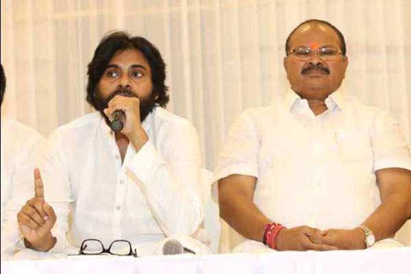 BJP-Jana Sena announce alliance for future polls