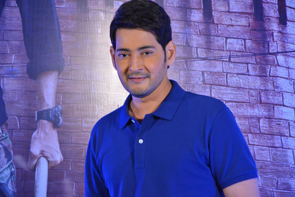 Mahesh flooded with visitors in Dubai
