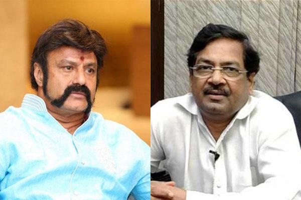 Balakrishna knocks the doors of veteran director?