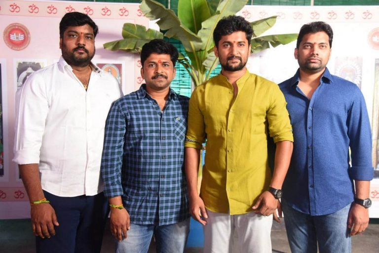 Tuck Jagadish Movie Launch