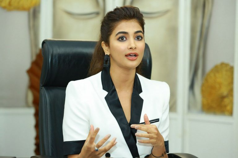 Pooja Hegde trashes rumors about Tamil Films