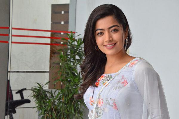 Rashmika rejects Nani's film