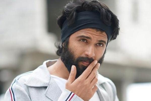 Strict diet and intense training for Vijay Devarakonda